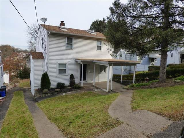 127 Hamburg St, Banksville/Westwood, PA 15220 (MLS #1437383) :: RE/MAX Real Estate Solutions