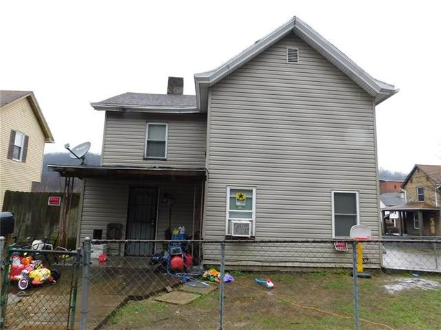 1100 Second St., Brownsville, PA 15102 (MLS #1437423) :: Dave Tumpa Team