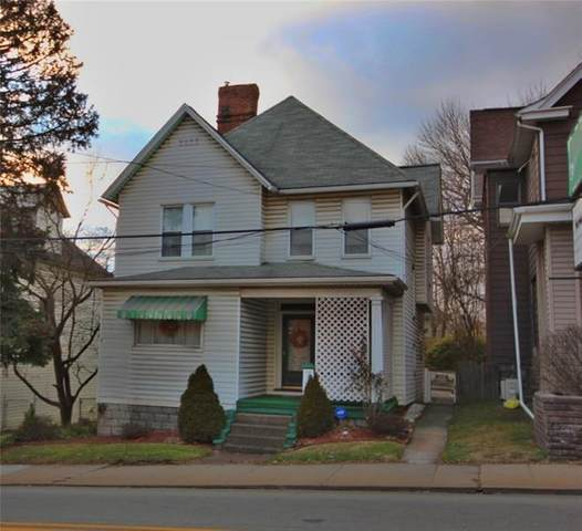538 S Main Street, City Of Greensburg, PA 15601 (MLS #1437487) :: Dave Tumpa Team