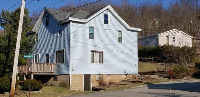 2047 Broadway Ave, City Of Greensburg, PA 15601 (MLS #1437488) :: Dave Tumpa Team