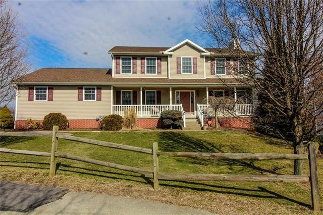16 Downs Dr, Kennedy Twp, PA 15108 (MLS #1437545) :: Dave Tumpa Team