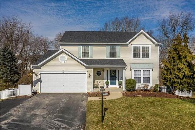 1046 Whispering Woods Dr, Moon/Crescent Twp, PA 15108 (MLS #1437564) :: Dave Tumpa Team