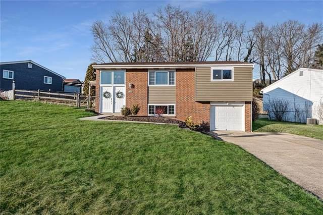 600 Hankey Farms Drive, North Fayette, PA 15071 (MLS #1437646) :: Dave Tumpa Team