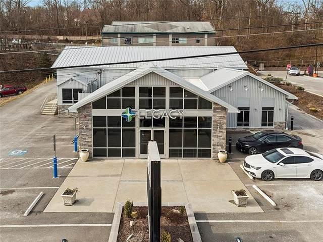 3540 Washington Road, Peters Twp, PA 15317 (MLS #1437672) :: Dave Tumpa Team
