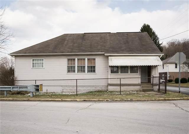 203 Saint John St, Midway, PA 15060 (MLS #1437710) :: Dave Tumpa Team