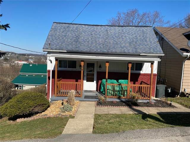 68 Elizabeth St, Canton Twp, PA 15301 (MLS #1437870) :: RE/MAX Real Estate Solutions