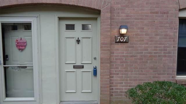 707 Pennsbury Blvd., Pennsbury, PA 15205 (MLS #1437897) :: RE/MAX Real Estate Solutions