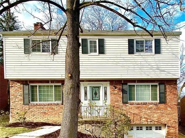 590 Briarwood Ave, Mt. Lebanon, PA 15228 (MLS #1437982) :: RE/MAX Real Estate Solutions