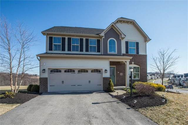 1000 Pinnacle Court, South Fayette, PA 15057 (MLS #1437986) :: Dave Tumpa Team
