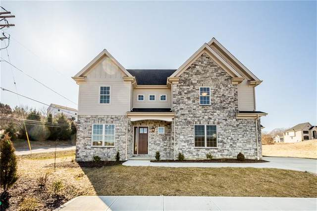 5001 Parkside Drive, Collier Twp, PA 15071 (MLS #1438105) :: Broadview Realty