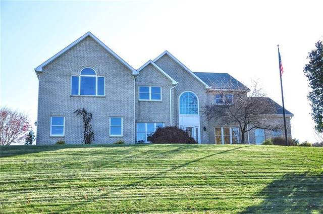108 Doubletree Dr., Peters Twp, PA 15367 (MLS #1438203) :: Broadview Realty