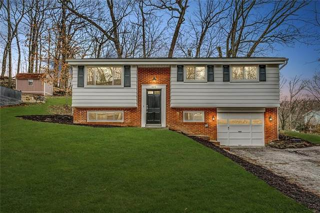 621 Moonstone Dr, Shaler, PA 15101 (MLS #1438350) :: RE/MAX Real Estate Solutions