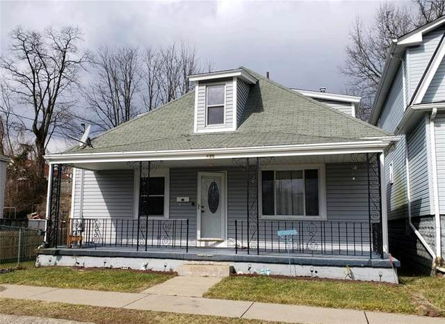 635 Walnut St, Springdale Boro, PA 15144 (MLS #1438418) :: Broadview Realty