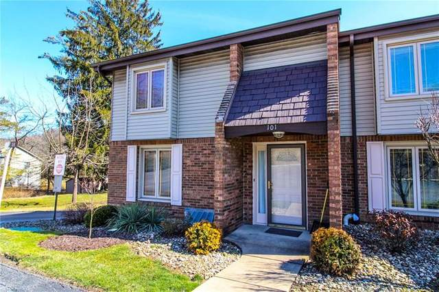 101 Kay Dr, Whitehall, PA 15236 (MLS #1438550) :: RE/MAX Real Estate Solutions