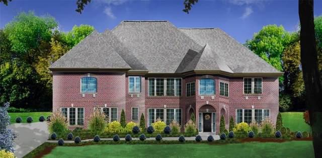 2210 Tree Top Lane, Upper St. Clair, PA 15241 (MLS #1438559) :: Broadview Realty