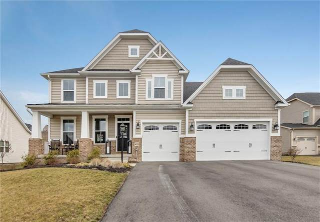 411 Winesap Ct, Peters Twp, PA 15332 (MLS #1438747) :: Dave Tumpa Team