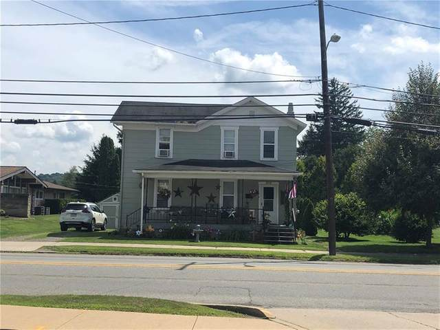 515 W Mahoning Street, Punxsutawney Area School District, PA 15767 (MLS #1439079) :: Dave Tumpa Team