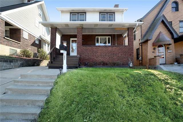 1831 Kleber, Brighton Heights, PA 15212 (MLS #1439120) :: RE/MAX Real Estate Solutions