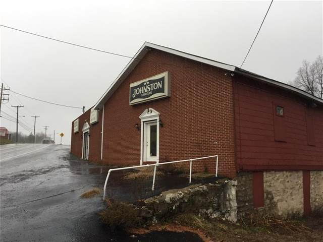 450 N Findley St, Punxsutawney Area School District, PA 15767 (MLS #1439256) :: Dave Tumpa Team