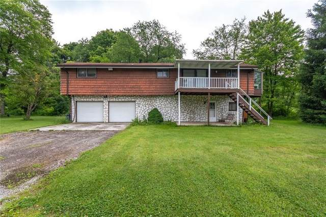 1230 & 1236 State Route 168, Green Twp, PA 15043 (MLS #1439558) :: RE/MAX Real Estate Solutions