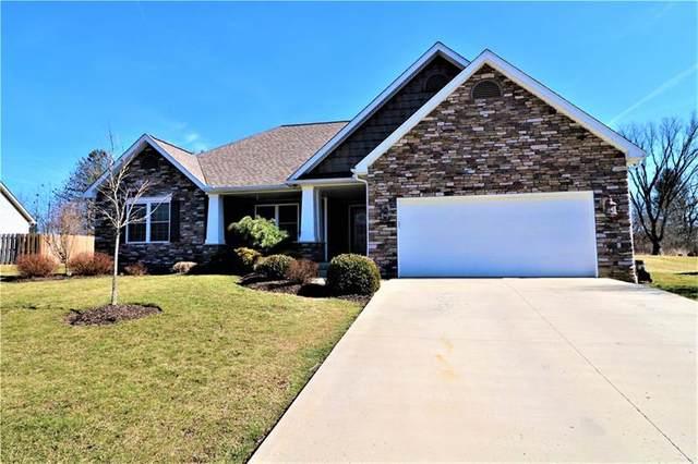 118 Cherokee Drive, Chippewa Twp, PA 15010 (MLS #1439673) :: Broadview Realty