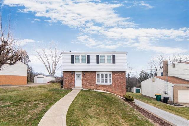 41 Frances Dr, Robinson Twp - Nwa, PA 15108 (MLS #1439678) :: RE/MAX Real Estate Solutions