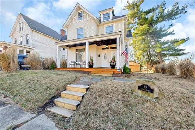35 Chapman Street, Ingram, PA 15205 (MLS #1439692) :: RE/MAX Real Estate Solutions