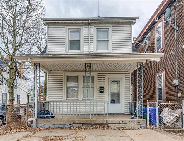 3000 California Ave & 3001 Holbrook Ave, Brighton Heights, PA 15212 (MLS #1439769) :: Dave Tumpa Team