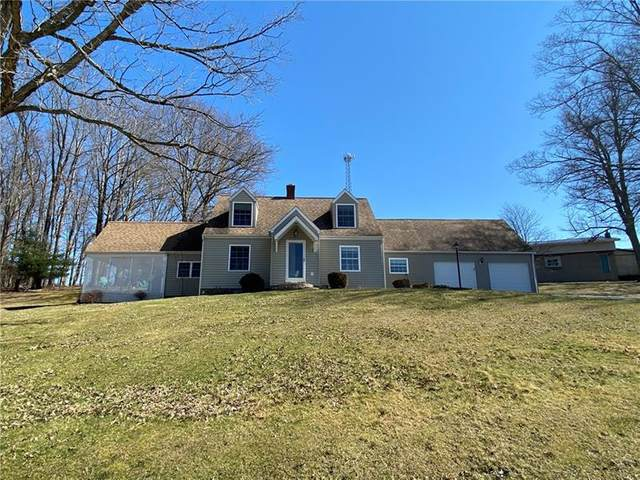 1728 State Route 711, Cook Twp, PA 15687 (MLS #1439782) :: Dave Tumpa Team