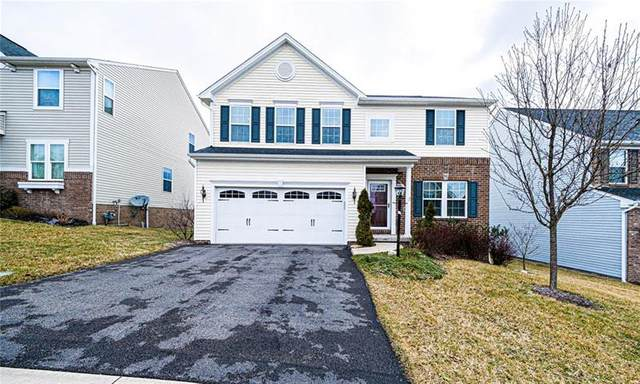 1104 Raymond Dr, North Fayette, PA 15071 (MLS #1440087) :: Dave Tumpa Team