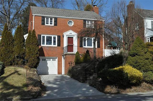 449 Old Farm Road, Mt. Lebanon, PA 15228 (MLS #1440408) :: RE/MAX Real Estate Solutions