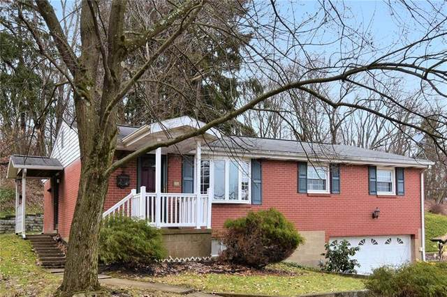 132 2nd St, Ross Twp, PA 15237 (MLS #1440478) :: Dave Tumpa Team