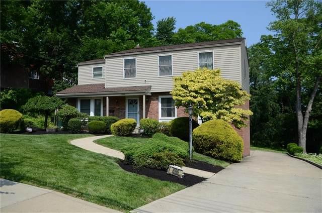 896 Lovingston Dr, Mt. Lebanon, PA 15216 (MLS #1440710) :: RE/MAX Real Estate Solutions