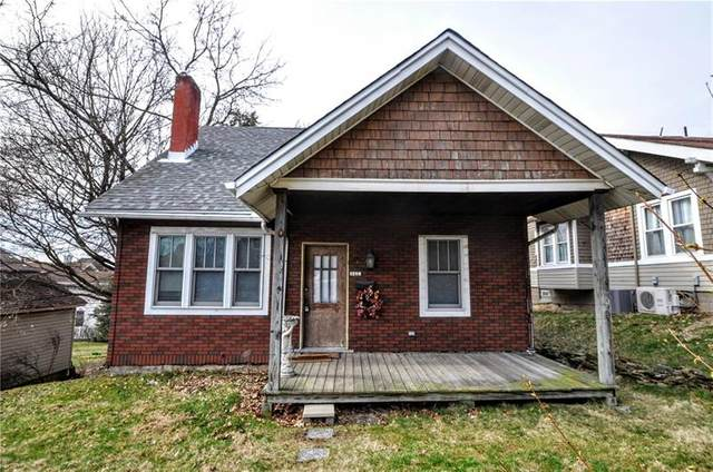 1208 Diller Ave, Lincoln Place, PA 15207 (MLS #1440867) :: Dave Tumpa Team