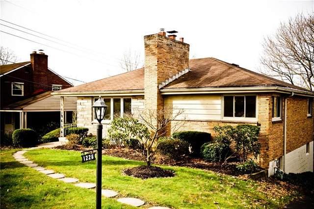 1226 Arrowood Drive, Mt. Lebanon, PA 15243 (MLS #1440905) :: RE/MAX Real Estate Solutions