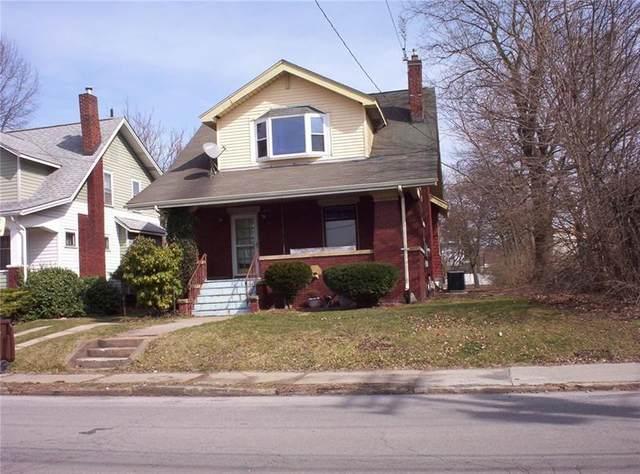 52 Jefferson Avenue, Sharon, PA 16146 (MLS #1441023) :: Dave Tumpa Team