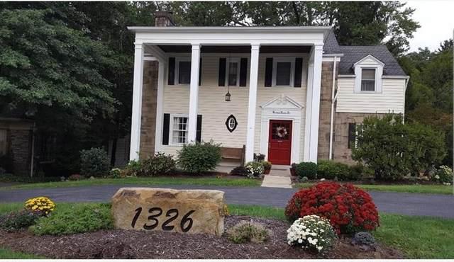 1326 Washington Road, Mt. Lebanon, PA 15228 (MLS #1441144) :: RE/MAX Real Estate Solutions