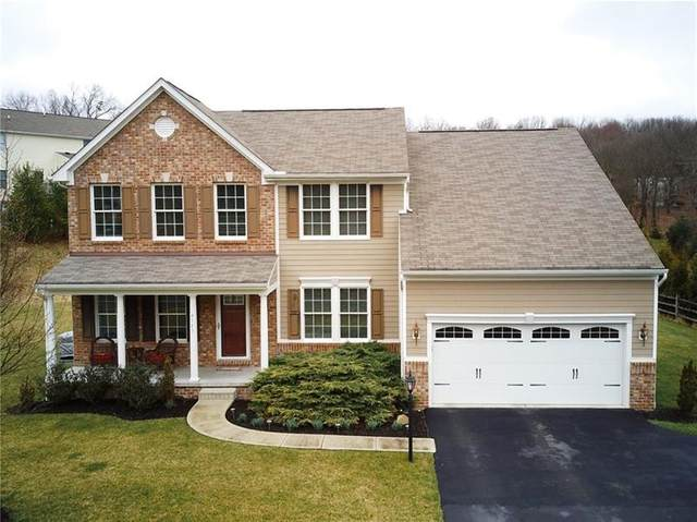 4103 Willow Creek Dr, Richland, PA 15044 (MLS #1441224) :: Broadview Realty