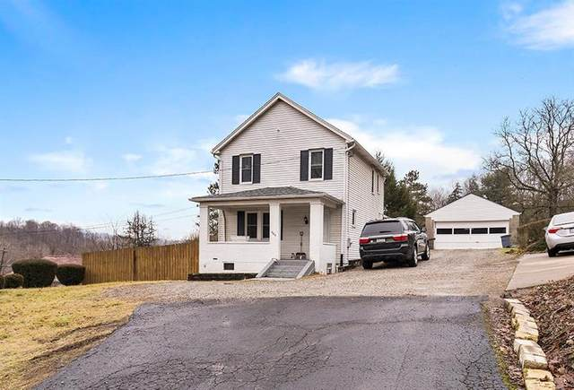 609 Cornell St, Moon/Crescent Twp, PA 15108 (MLS #1441249) :: RE/MAX Real Estate Solutions