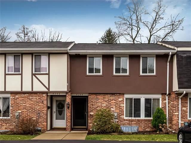 4344 Hemlock Cir, Hampton, PA 15101 (MLS #1441261) :: Broadview Realty