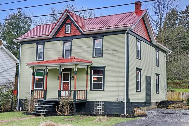 1722 State Route 130, Unity  Twp, PA 15601 (MLS #1441291) :: Dave Tumpa Team