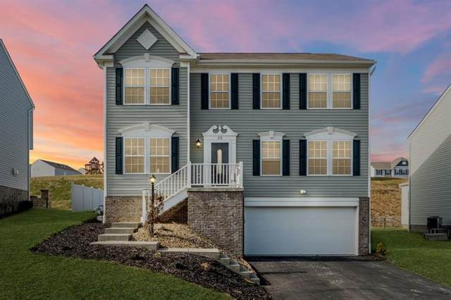 210 Horse Shoe Dr, Findlay Twp, PA 15026 (MLS #1441318) :: RE/MAX Real Estate Solutions