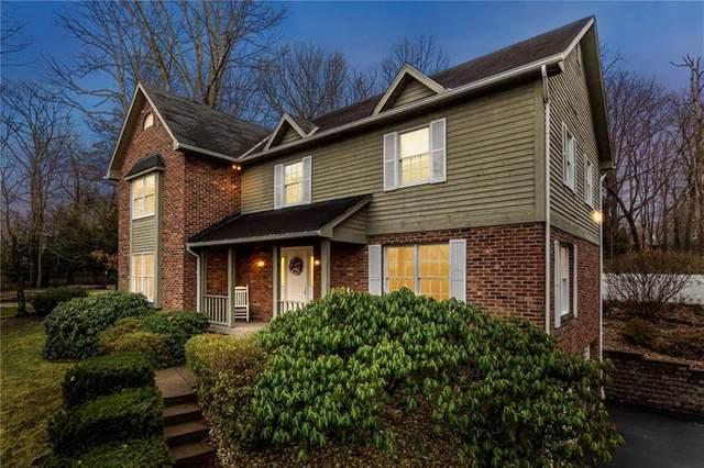 2848 Ridge Dr, Hampton, PA 15101 (MLS #1441329) :: Broadview Realty