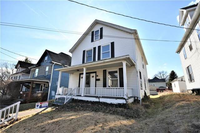 713 Emerson Ave, New Castle/2Nd, PA 16101 (MLS #1441373) :: Dave Tumpa Team