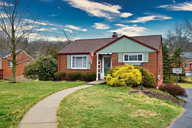 8010 Remington Dr, Mccandless, PA 15237 (MLS #1441413) :: Dave Tumpa Team