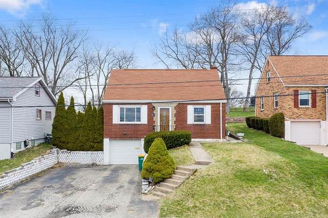 123 5th Ave, Ross Twp, PA 15229 (MLS #1441422) :: Broadview Realty