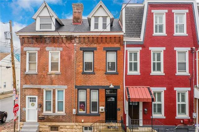 4603 Plummer St, Lawrenceville, PA 15201 (MLS #1441428) :: RE/MAX Real Estate Solutions