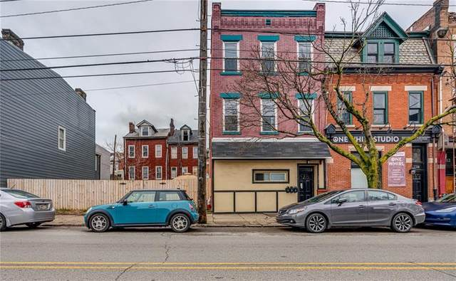 5316 Butler St, Lawrenceville, PA 15201 (MLS #1441441) :: RE/MAX Real Estate Solutions