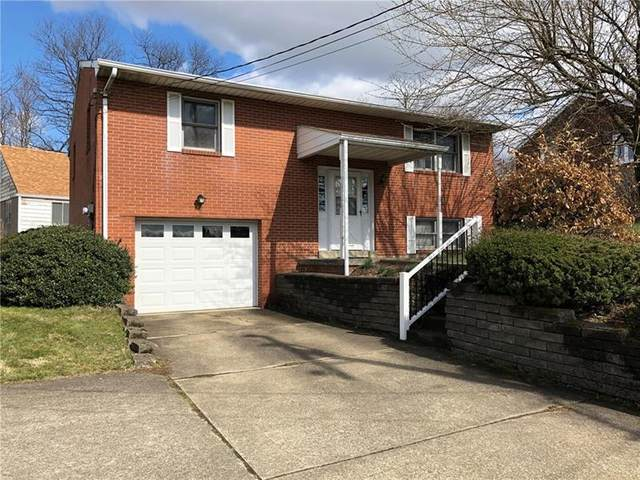 363 Broughton Rd, Bethel Park, PA 15102 (MLS #1441450) :: Dave Tumpa Team