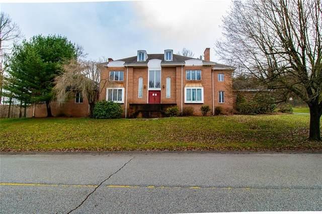 321 Red Oak Ct, Monroeville, PA 15146 (MLS #1441488) :: Dave Tumpa Team